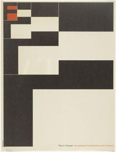 """Rolf Harder. This is """"Format"""", 1964 [source]"""