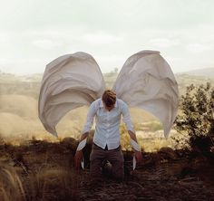 coth wings.  love this photo!