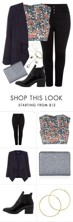 """How long until you walk away?"" by ferny117 ❤ liked on Polyvore featuring New Look, Glamorous, Accessorize, Melissa Odabash, Forever 21, lyrics and disturbed"