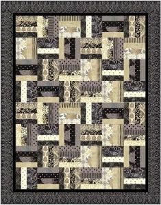 11 Rail Fence Quilt Patterns A Couple Are Even for Jelly Rolls Quilt Show News Colchas Quilting, Machine Quilting, Quilting Designs, Quilting Ideas, Crazy Quilting, Jellyroll Quilts, Scrappy Quilts, Easy Quilts, Jelly Roll Quilt Patterns