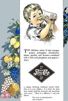 1910s Pepsi ad.
