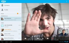 Skype for Android v3.0 update brings new Tablet UI, Improved audio