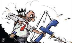 كاريكاتير - ناصر الجعفري (الأردن)  يوم الجمعة 13 مارس 2015  ComicArabia.com  #كاريكاتير
