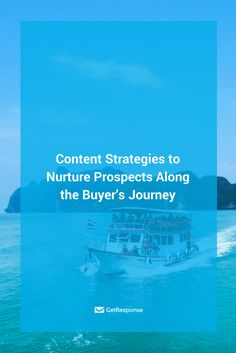 Content marketers sometimes make the mistake of thinking that the various content strategies used are for attracting new visitors and that's all. But that's hardly the case. You should have content strategies for every stage of the buyer's journey.
