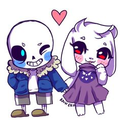 Undertale dorks by Xyleigh