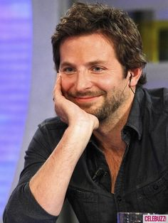 Never used to like Bradley Cooper because he's just such a dick but I totally love and crush on him now because he's real.. Screw 'nice guys' it's bullshit I promise you
