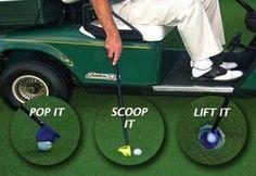 Can-Do Promotions, Inc - Scramble Caddy Golf Ball Retriever