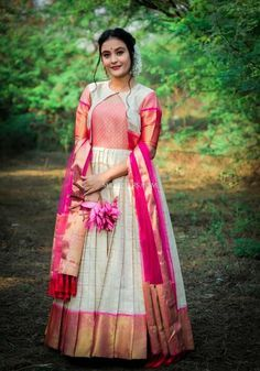 Long Kurta Designs, Half Saree Designs, Fancy Blouse Designs, Stylish Dress Designs, Indian Long Frocks, Indian Gowns, Girls Frock Design, Kids Frocks Design, Lehenga Saree Design