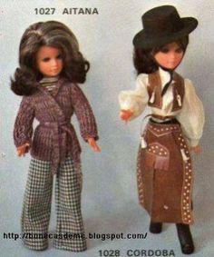 Mis muñecas favoritas: Fanny de Vicma: catálogos