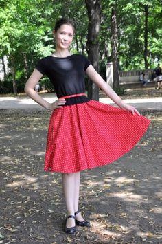 Moda de Rua: Bolinhas II - Street Fashion: Polka Dot II