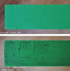 How to Use Black Wax for an Amazingly Authentic Vintage Patina
