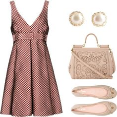 Untitled #13 by arleth-dantas on Polyvore featuring Kate Spade and Dolce&Gabbana
