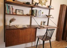 Danish Poul Cadovius Cado Wall Unit in Carroll Gardens, Brooklyn ~ Apartment Therapy Classifieds