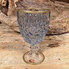 Ποτήρι Γάμου Χειροποίητο Κρασιού Γυάλινο Γαλάζιο Λεπτομέρεια Χρυσό Wine Glass, Tableware, Dinnerware, Tablewares, Dishes, Place Settings, Wine Bottles