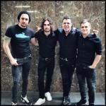 Leander Kills - Teltházas koncerttel indul a turné Leander Kills
