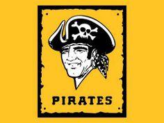 Pittsburgh Pirates logo 1968-1986