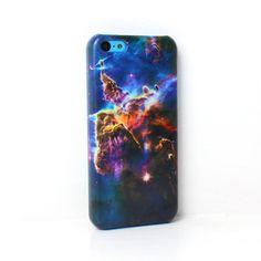 Crazy Nebula iPhone Case For - iPhone 6 Plus Case - iPhone 6 Case -iPhone 5C Case - iPhone 5 Case - iPhone 4 Case on Etsy, $19.28