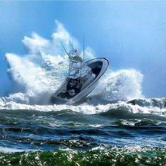 They were stacked up in Jupiter Inlet yesterday. Photo by Barry Bourgault Ocean Fishing Boats, Sport Fishing Boats, Sea Fishing, Kayak Fishing, Fishing Tips, Speed Boats, Power Boats, Fishing Yachts, Center Console Fishing Boats