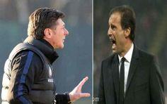 Mazzarri-Allegri, ecco le loro colper nei momenti difficili di Inter e Milan. Sono gli allenatori giusti per le milanesi?