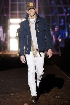 Dsquared2 Fall 2007 Menswear Collection Photos - Vogue