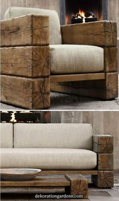 Pin by Tiago Lemos on Mesa de Rustic Center in 2020 D .- Pin von Tiago Lemos auf Mesa de Rustic Center im Jahr 2020 Dekoration Pin by Tiago Lemos on Mesa de Rustic Center in 2020 decoration - Live Edge Furniture, Pallet Furniture, Rustic Furniture, Furniture Design, Outdoor Furniture, Rustic Chair, Furniture Ideas, Modern Furniture, Furniture Chairs