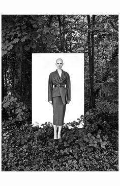 Christian Dior: Favori suit, haute couture collection autumn winter 1950
