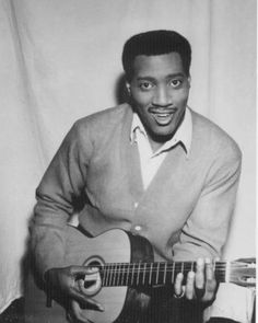 Otis Redding... Perfect heartbreak music.