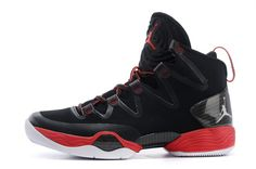 the best attitude 6a141 e4191 Mens Air Jordan XX8 SE Black White-Anthracite-Gym Red Nike Air Jordans