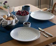 Alabama Chanin Coupe Dinner Plate - Plates - Heath Ceramics