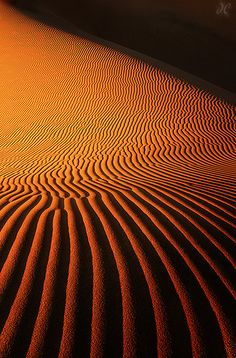 ibex sand dunes, death valley national park
