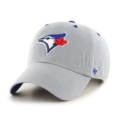 Toronto Blue Jays Crestone Clean Up Adjustable Cap Grey by Brand Rogers Centre, Toronto Blue Jays, Bowling, Latest Fashion, Baseball Hats, Fashion Outfits, Shopping, Baseball Caps, Fashion Suits