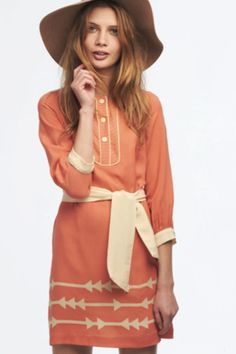 Fawn Over Lauren Moffatt's Country-Inspired Fall Collection #refinery29  http://www.refinery29.com/17265#slide25