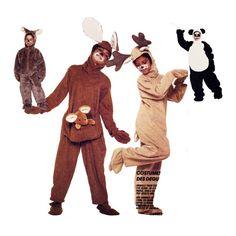 Children's Halloween Costumes Panda Bear by PatternAndStitch, $14.00