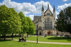 Winchester wander: a stroll through England's ancient past One of Europe's largest cathedrals, beguiling old buildings and reminders of a mythical past all feature in this walk around King Alfred's capital
