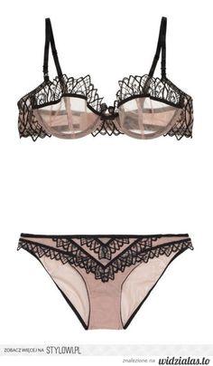 I love lingerie