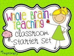 Whole Brain Teaching Classroom Starter Set free