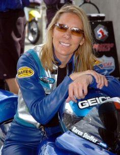 Karen Stoffer Pro Stock Motor Cycle