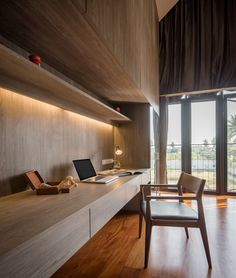 Galería de Baan Klang Suan / ForX Design Studio - 19