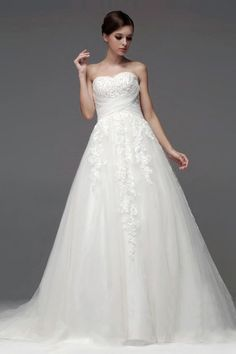 One of our best selling wedding gown, all beading work is done be hand. Buy Now