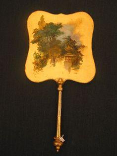 Fan, c. 1840