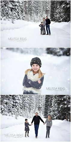 Winter Park Family Photos | Winter Park Colorado | Family Pictures | Snow | Mountains | What To Wear Grays | Winter Park Resort | Ski Colorado |Melissa Rieke Photography