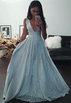 2017 prom dresses,long prom dresses,lght blue prom dresses,sexy prom dresses,unique prom dresses @simpledress2480