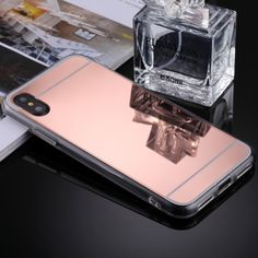 www.maggsm.ro Tinted Mirror, New Iphone, Multimedia, Rose Gold, Madness