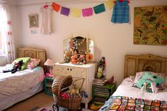 fun little girls' room!