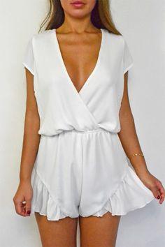 So perfect. White again.