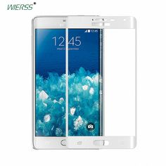 3D 9H Full Coverage tempered Glass Screen Protector For Samsung Galaxy Note Edge N915 N9150 N915FY. Click visit to buy