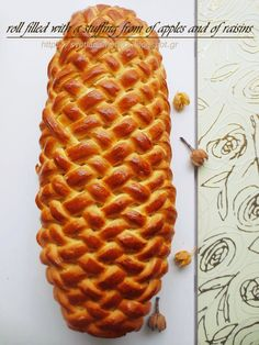 Bread shaping Bread Shaping, Bread Art, Braided Bread, Bread And Pastries, Base Foods, Raisin, Food Art, Bakery, Homemade