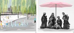 claude-cormier-sugar-beach-toronto-08 « Landscape Architecture Works | Landezine