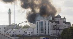 Londres : Départ de feu dans la grande mosquée - Katibîn - Portail de l'Islam : Actualités, Buzz, Infos, Monde musulman