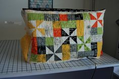 DIY Sewing Machine Cover #Comma by Zen Chic
